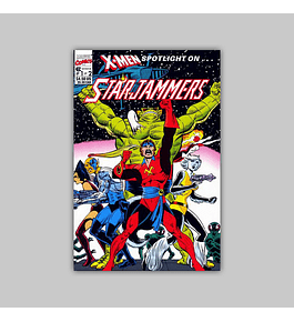 X-Men Spotlight On… Starjammers (complete limited series) 1990