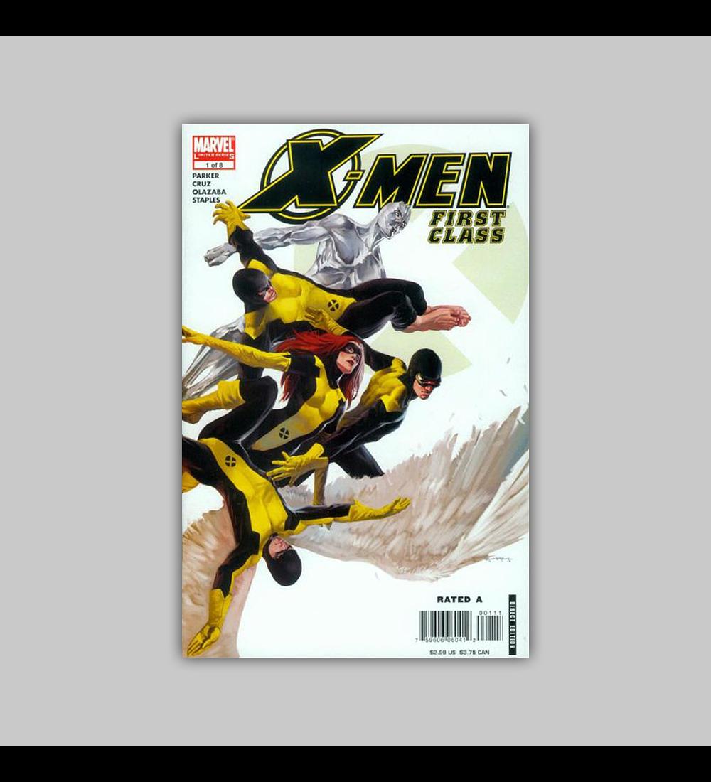 X-Men: First Class 1 2006