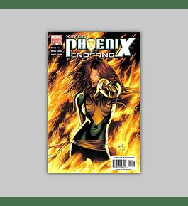 X-Men: Phoenix - Endsong 1 B 2005