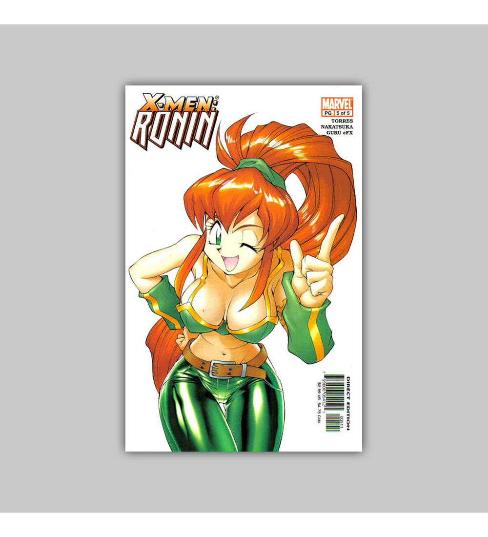 X-Men: Ronin 5 2003