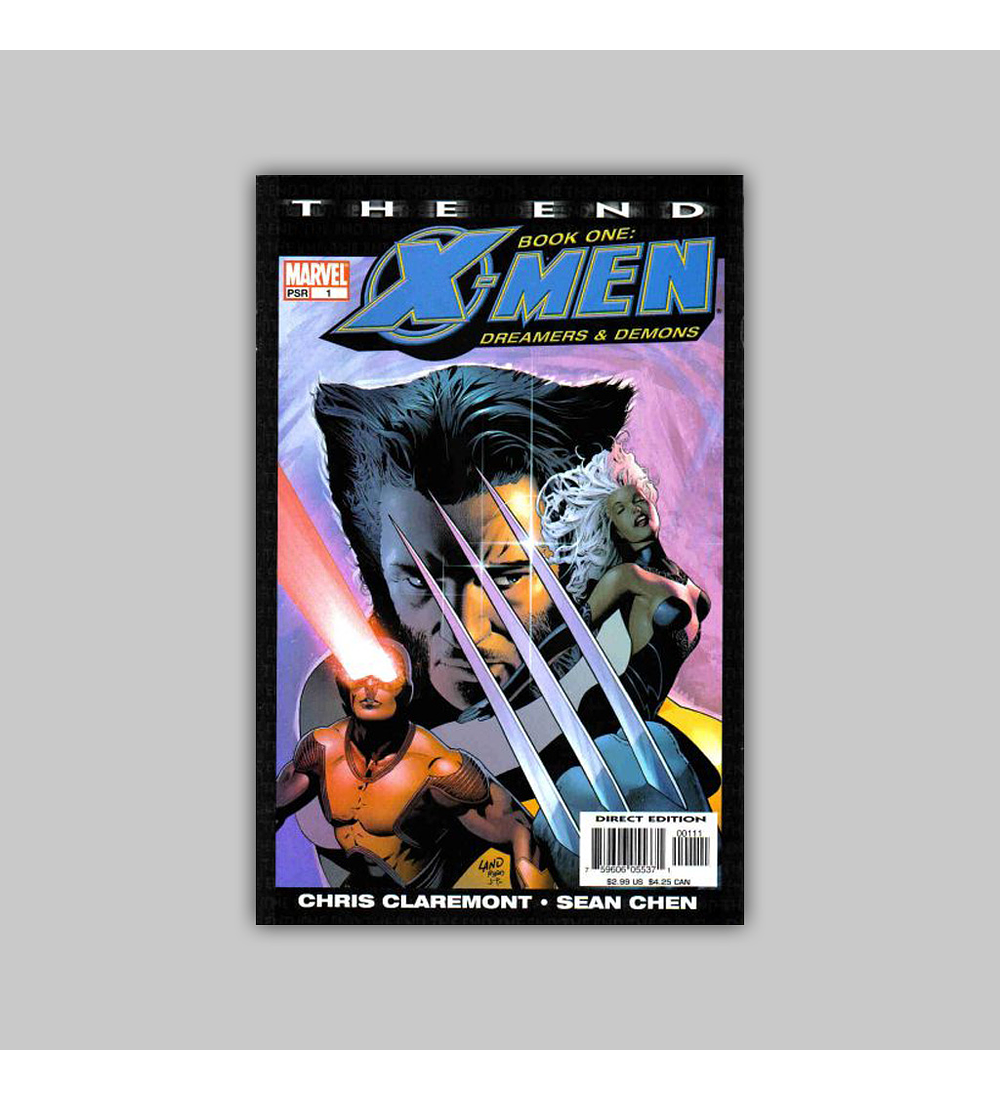X-Men: The End Book One - Dreamers and Demons 1 2004