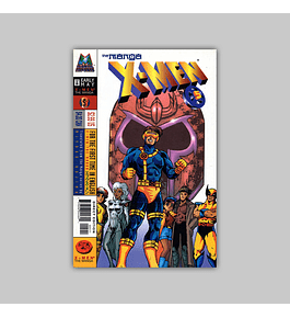 X-Men: The Manga 5 1998