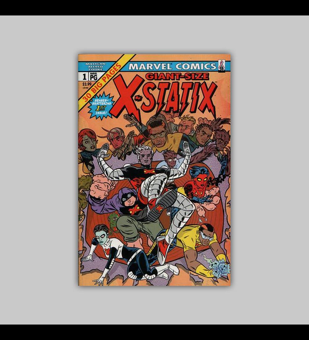 X-Statix 1 2002