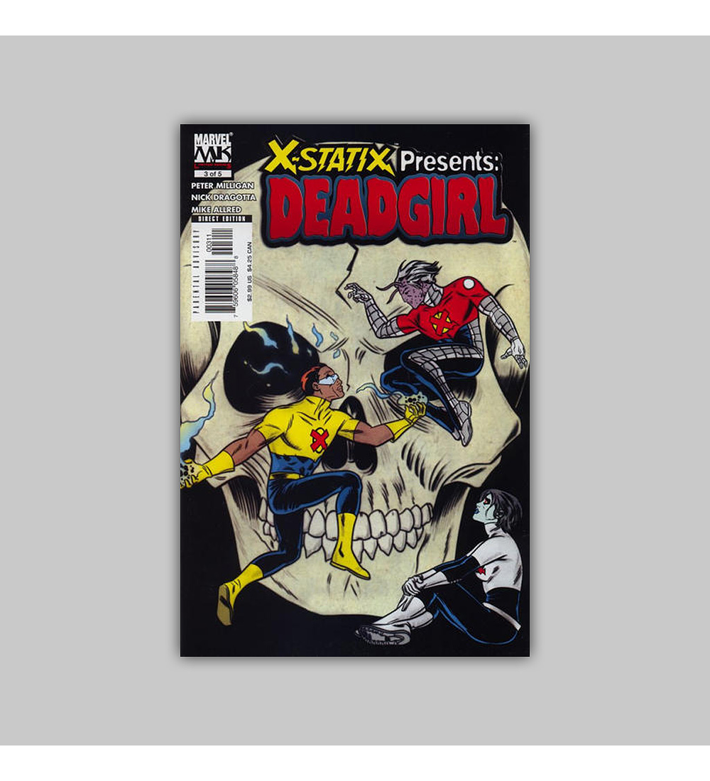 X-Statix Presents: Dead Girl 3 2006