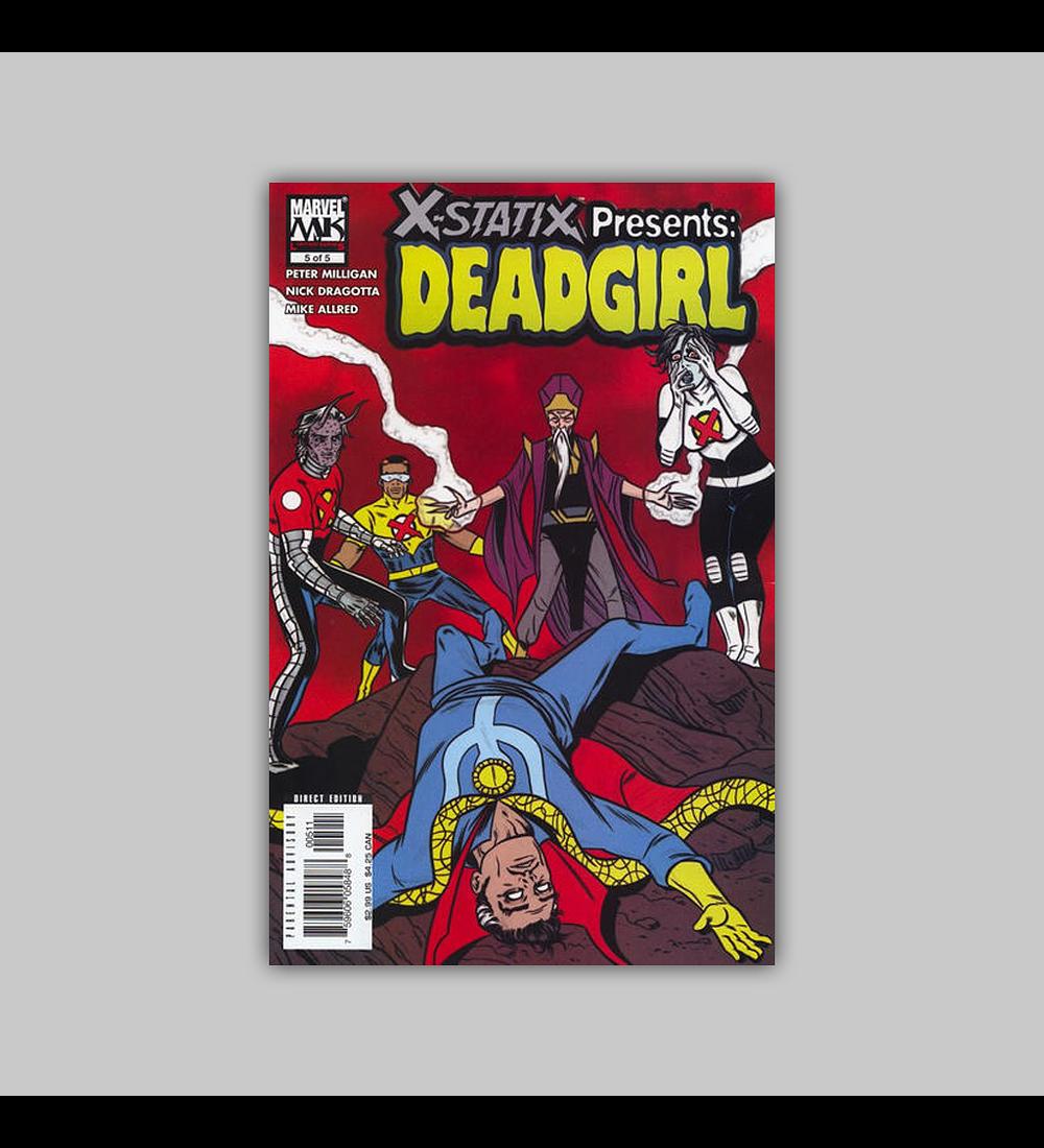 X-Statix Presents: Dead Girl 5 2006