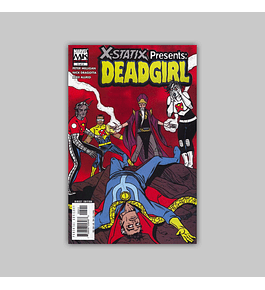 X-Statix Presents: Dead Girl 5 2006