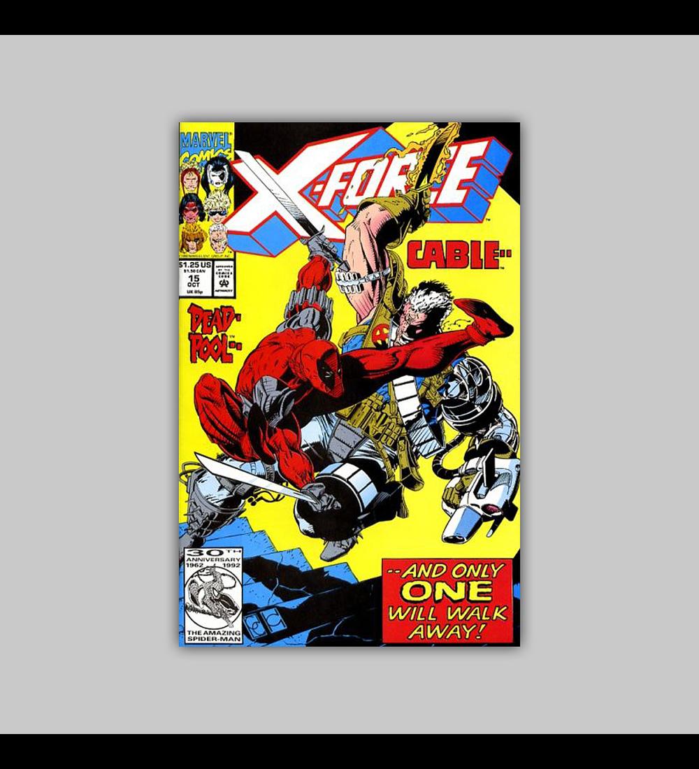 X-Force 15 1992