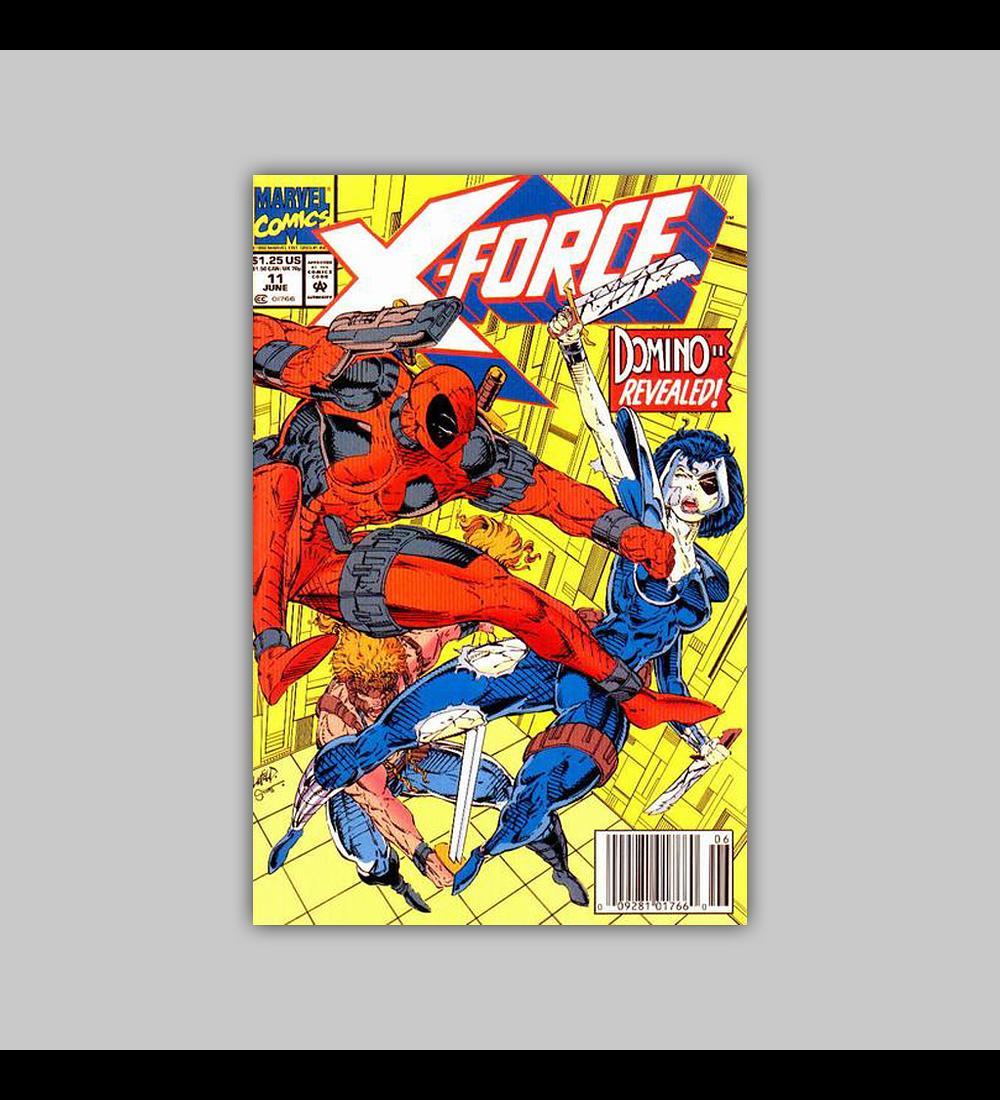 X-Force 11 1992