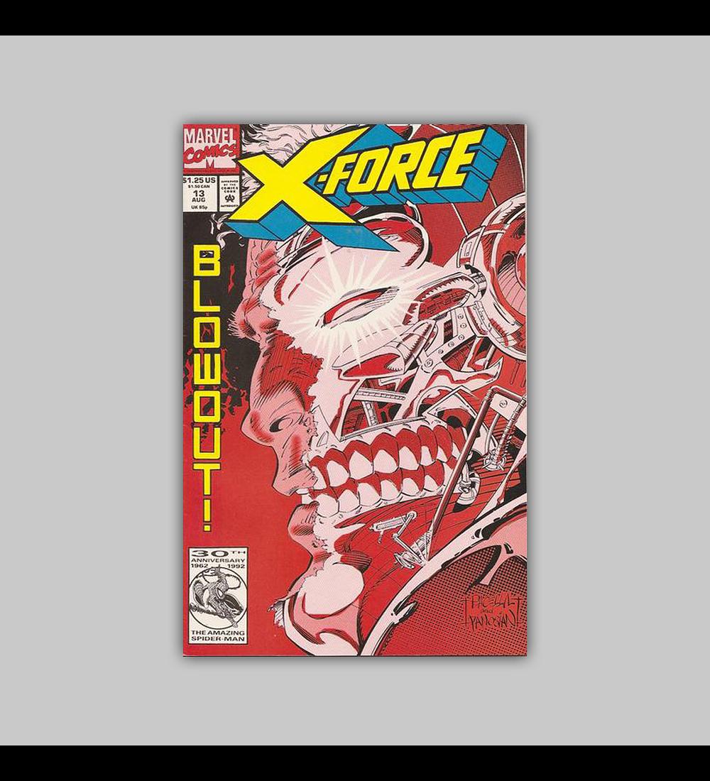 X-Force 13 1992