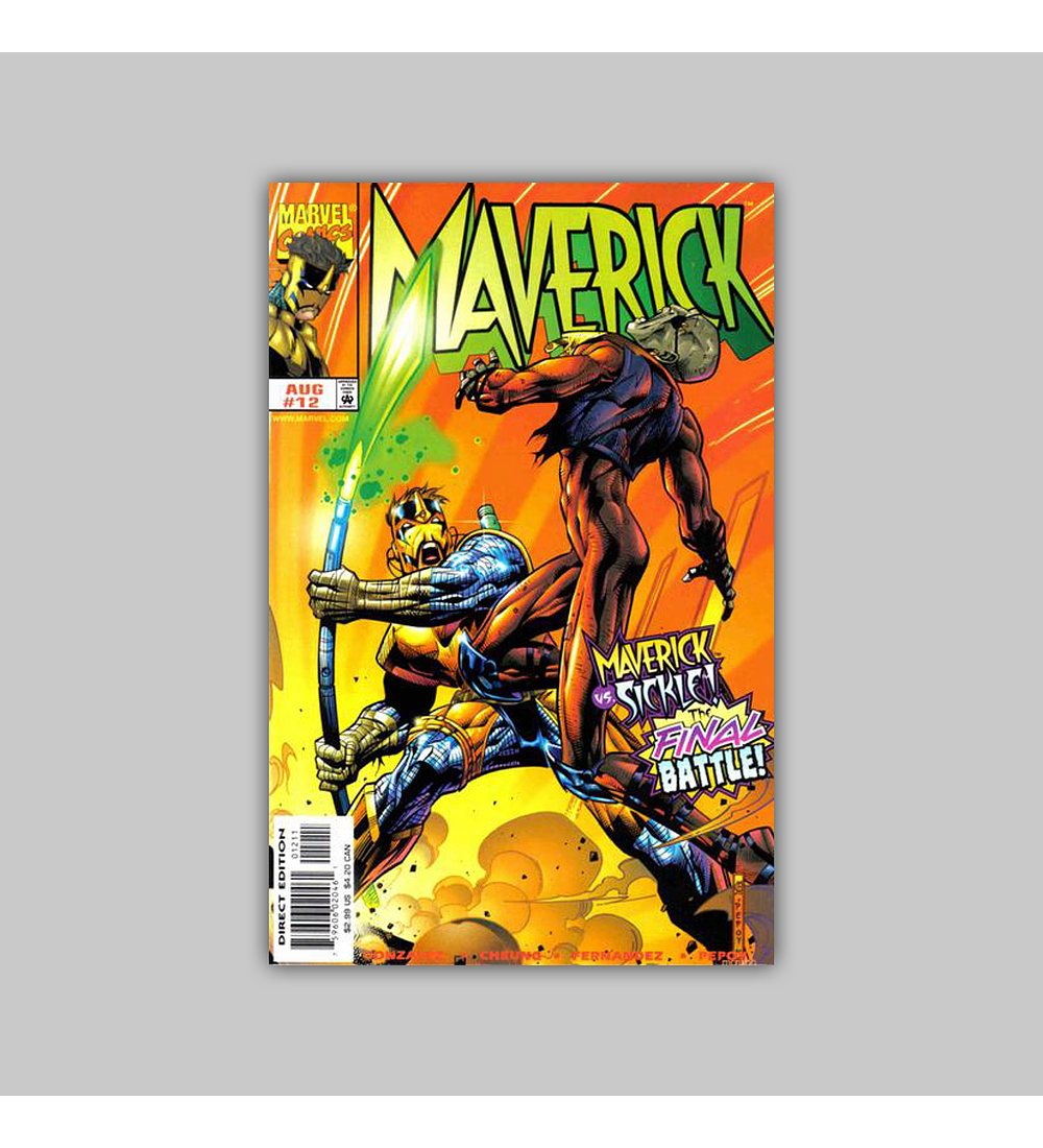 Maverick 12 1998