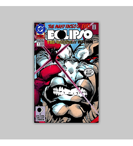 Eclipso: The Darkness Within 1 With Gem 1993