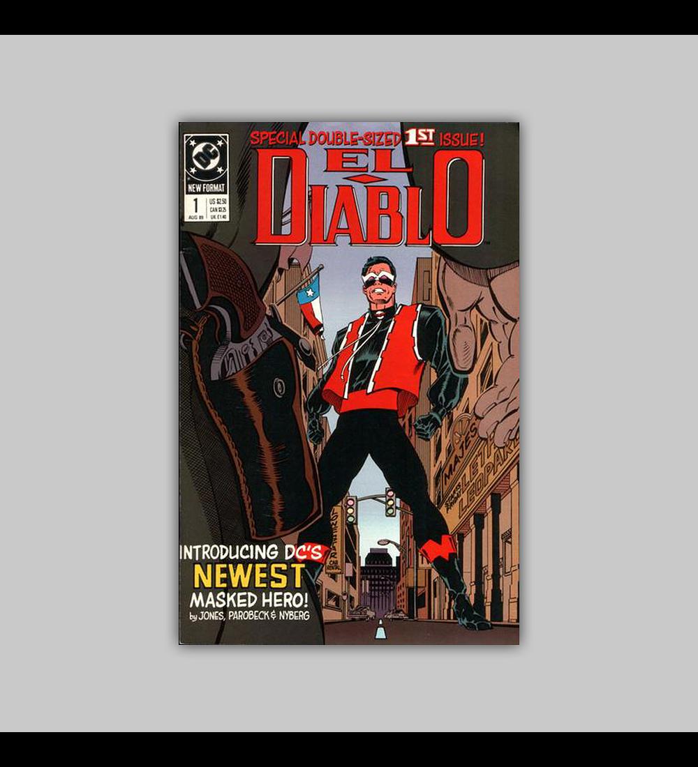 El Diablo (complete series) 1989