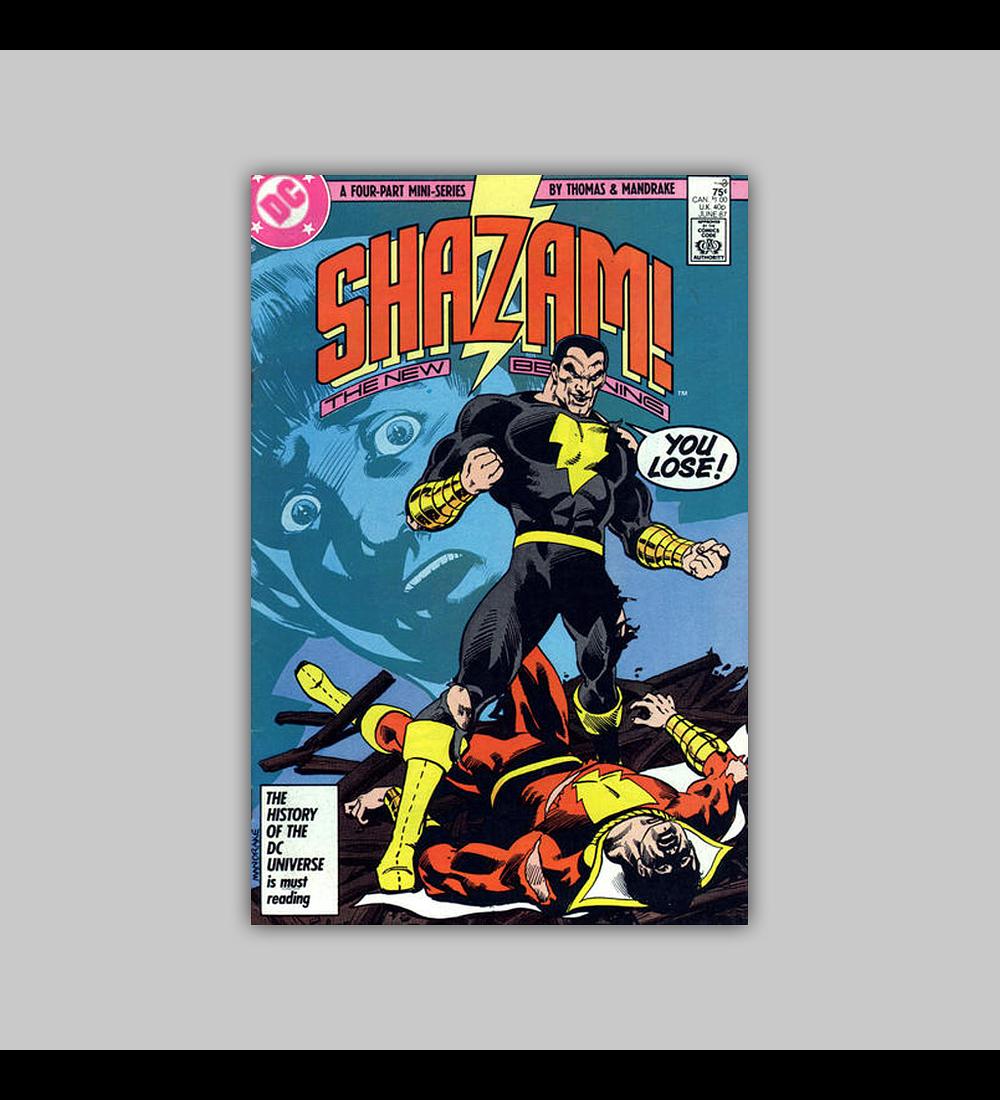 Shazam! The New Beginning 3 1987