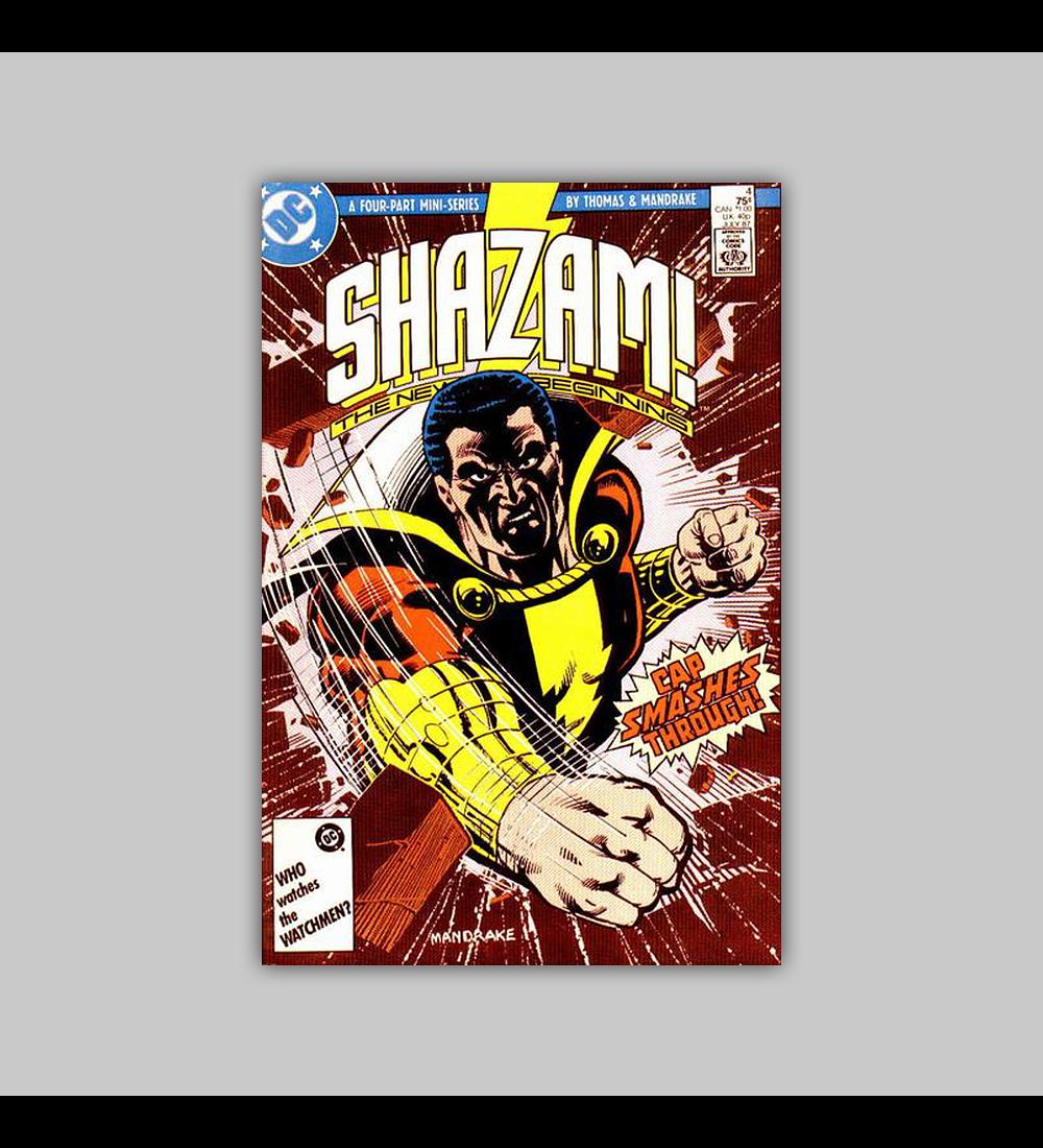Shazam! The New Beginning 4 1987