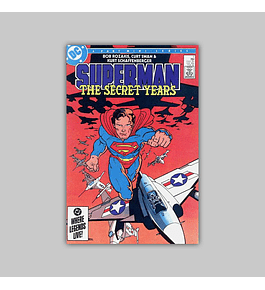 Superman: The Secret Years (complete limited series) 1985