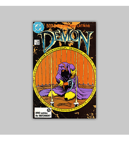 The Demon (complete limited series) 1987