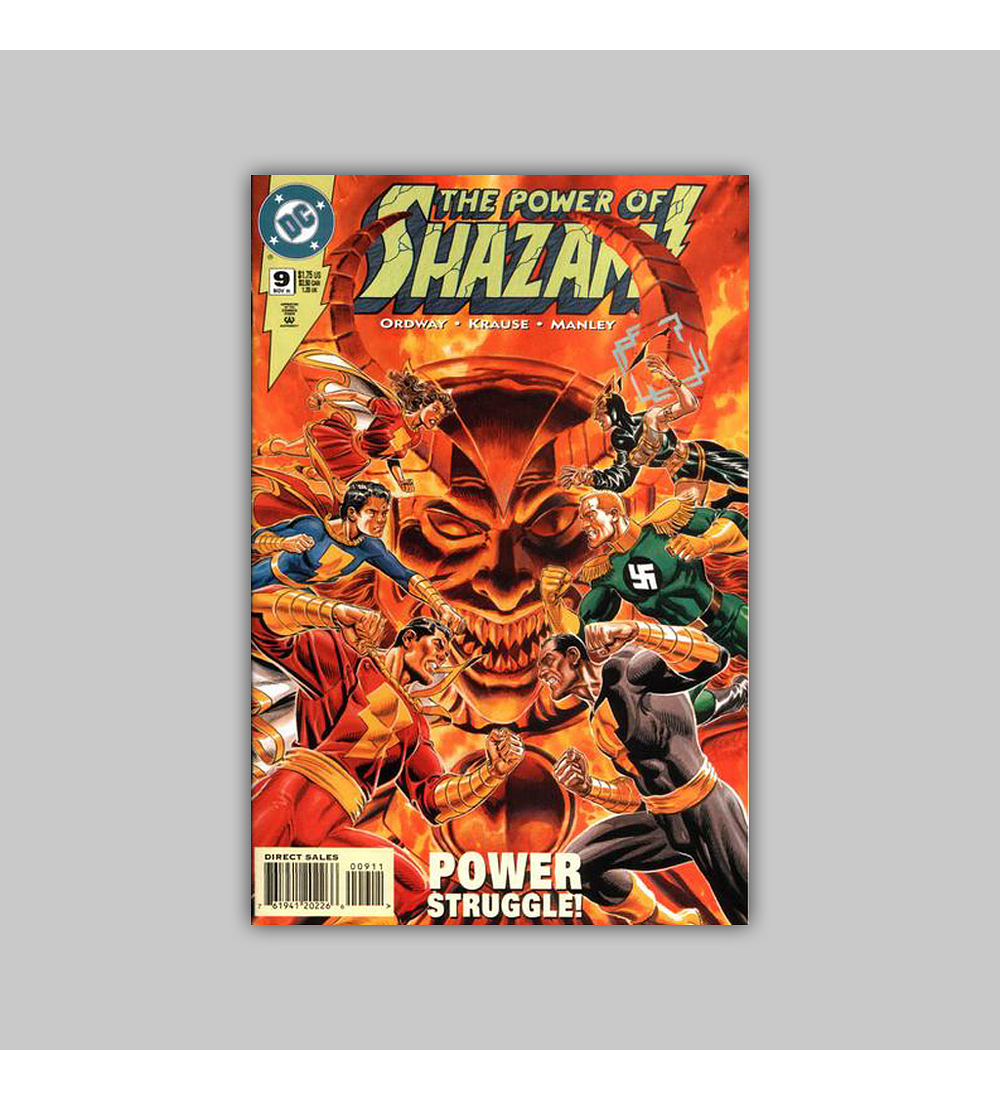 The Power of Shazam! 9 1995