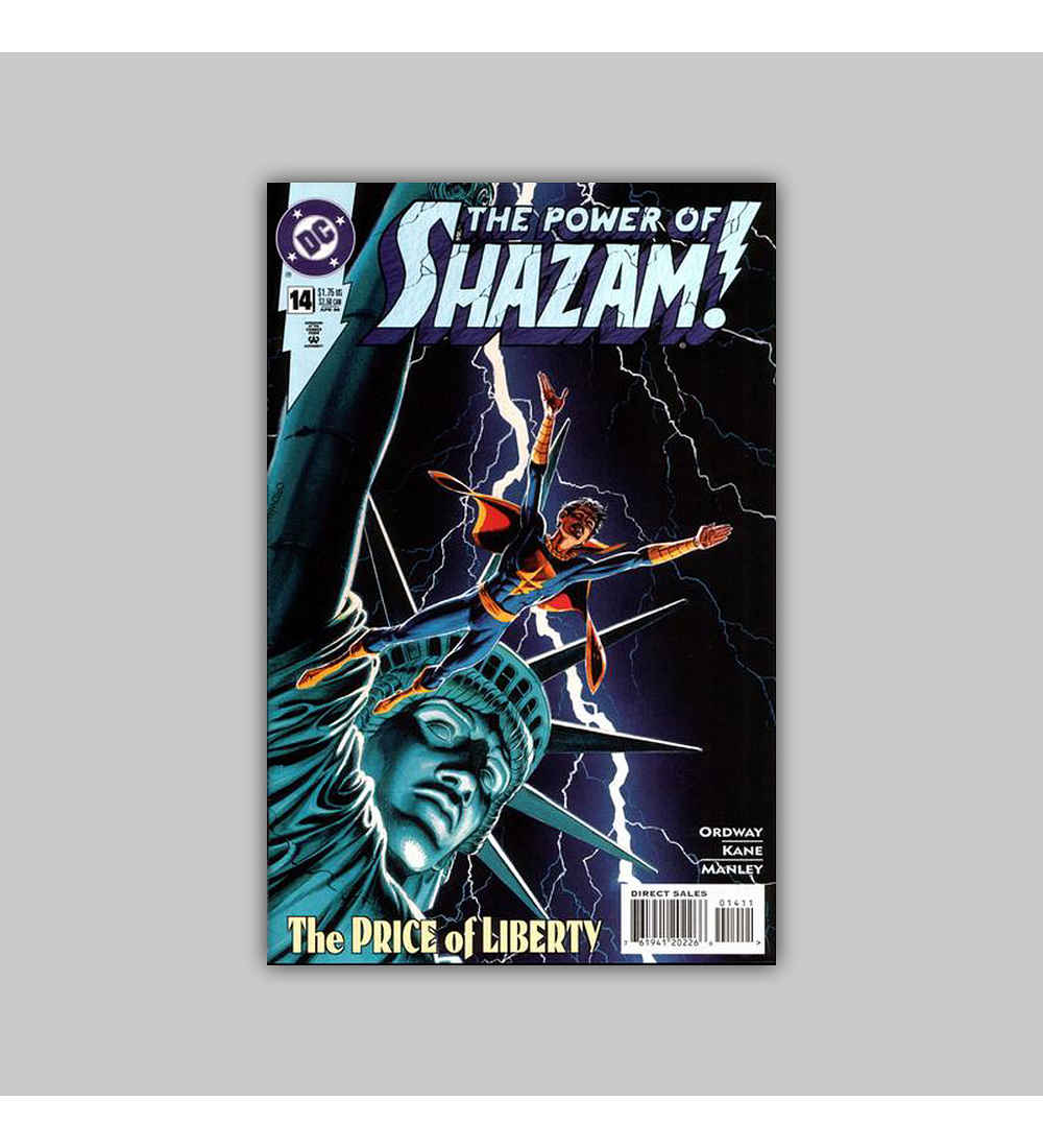 The Power of Shazam! 14 1996