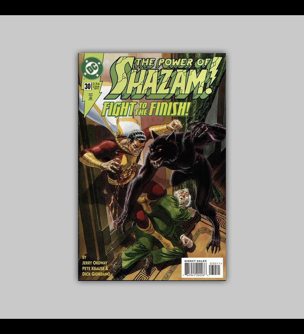 The Power of Shazam! 30 1997