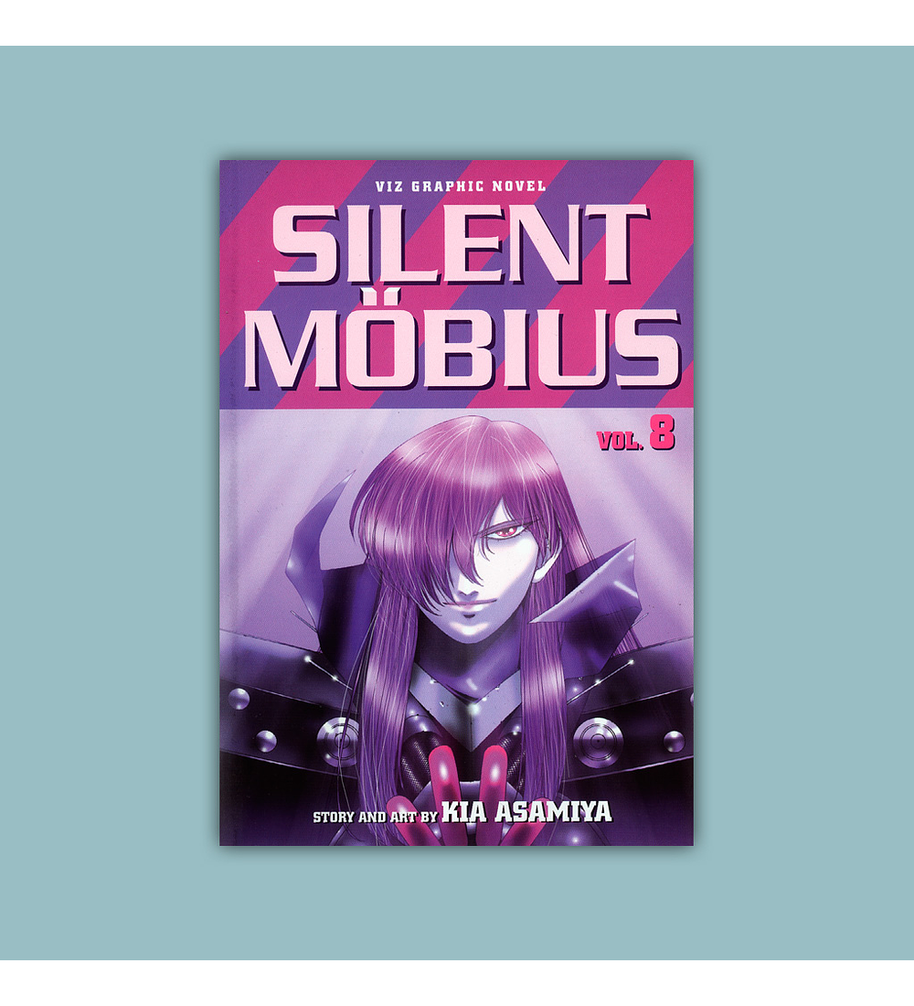Silent Möbius Vol. 08: Advent 2002