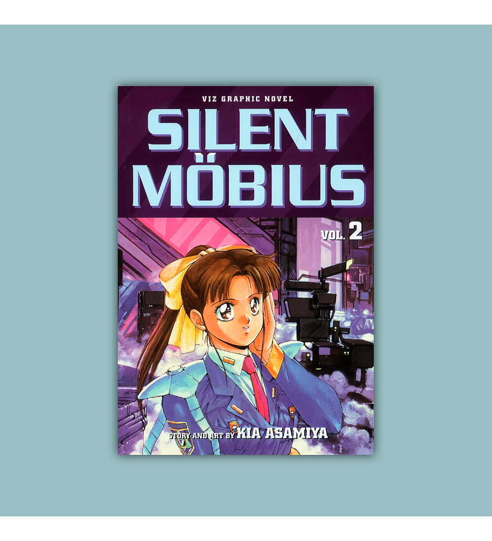 Silent Möbius Vol. 02 1999