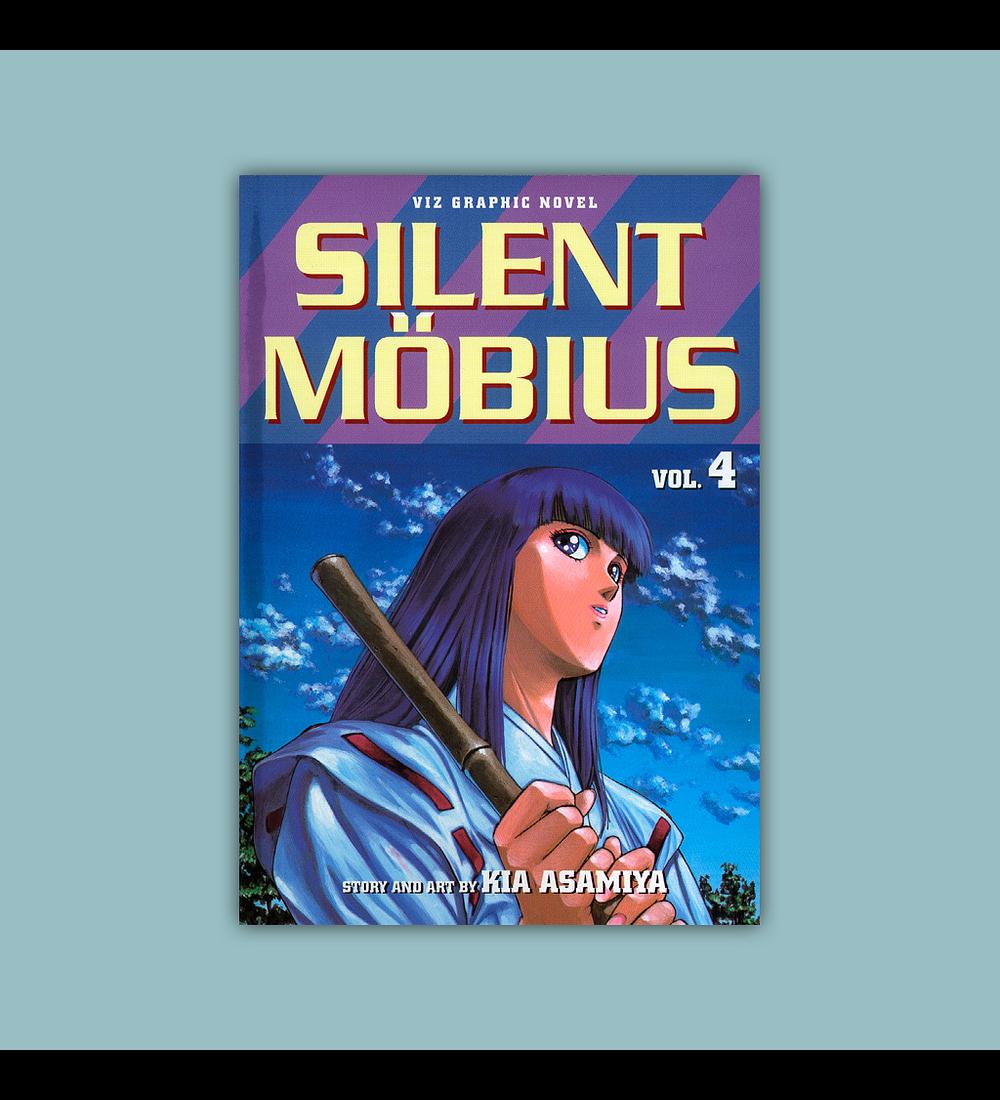 Silent Möbius Vol. 04 2000