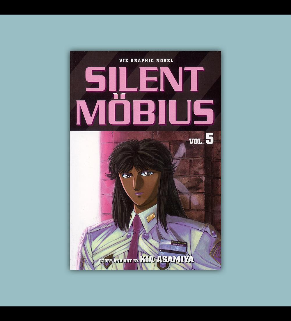 Silent Möbius Vol. 05 2000