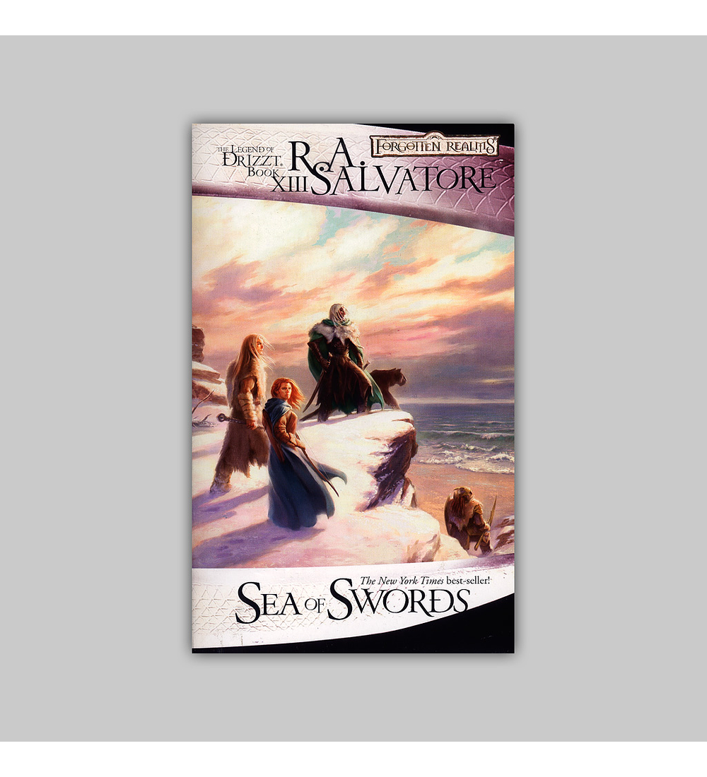 Forgotten Realms: The Legend of Drizzt Vol. 12 - Sea of Swords 2009