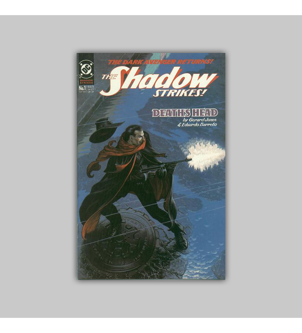 The Shadow Strikes 1 1989