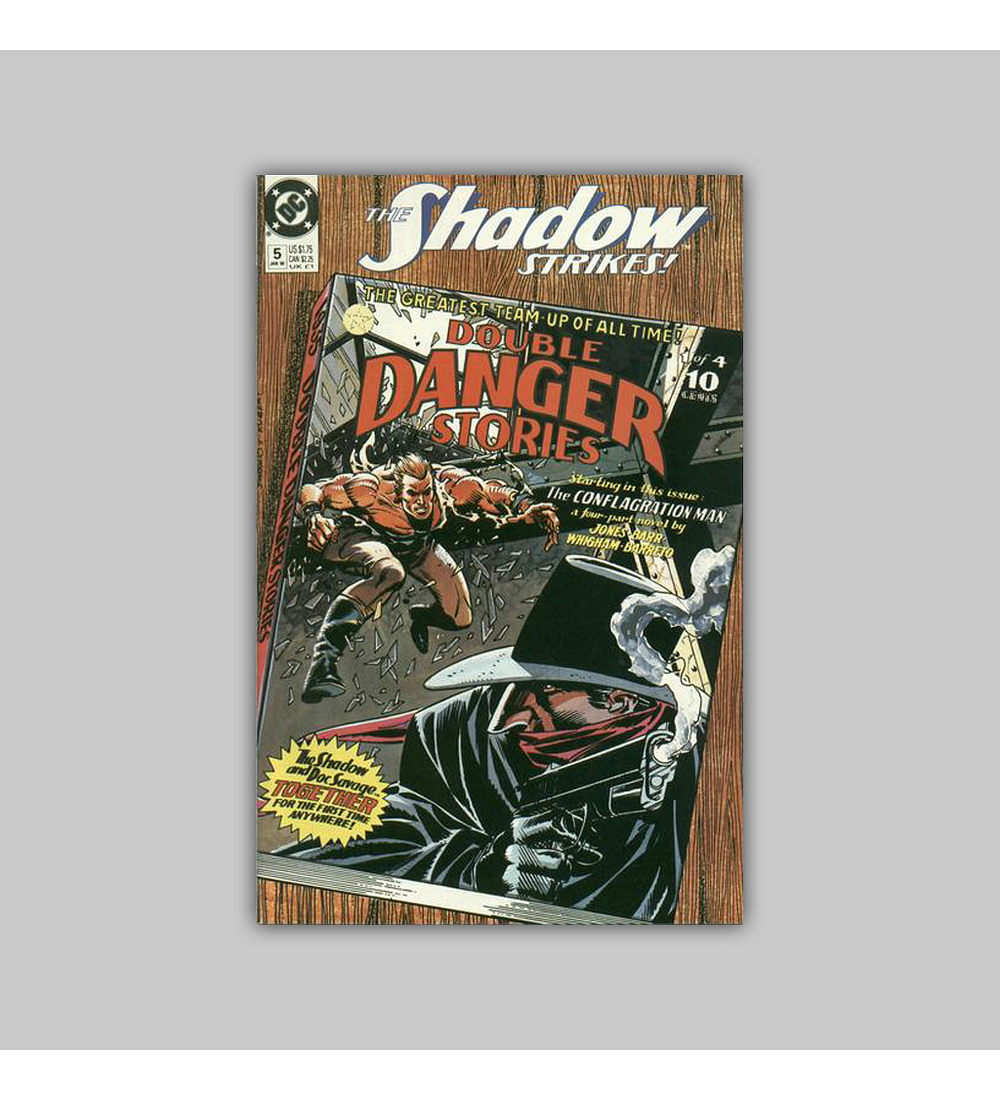 The Shadow Strikes 5 1990