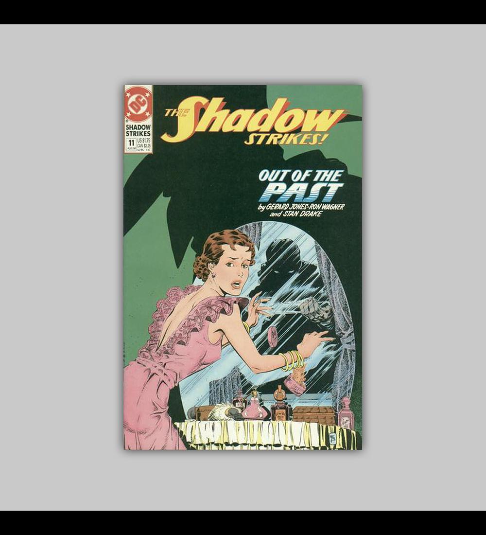 The Shadow Strikes 11 1990