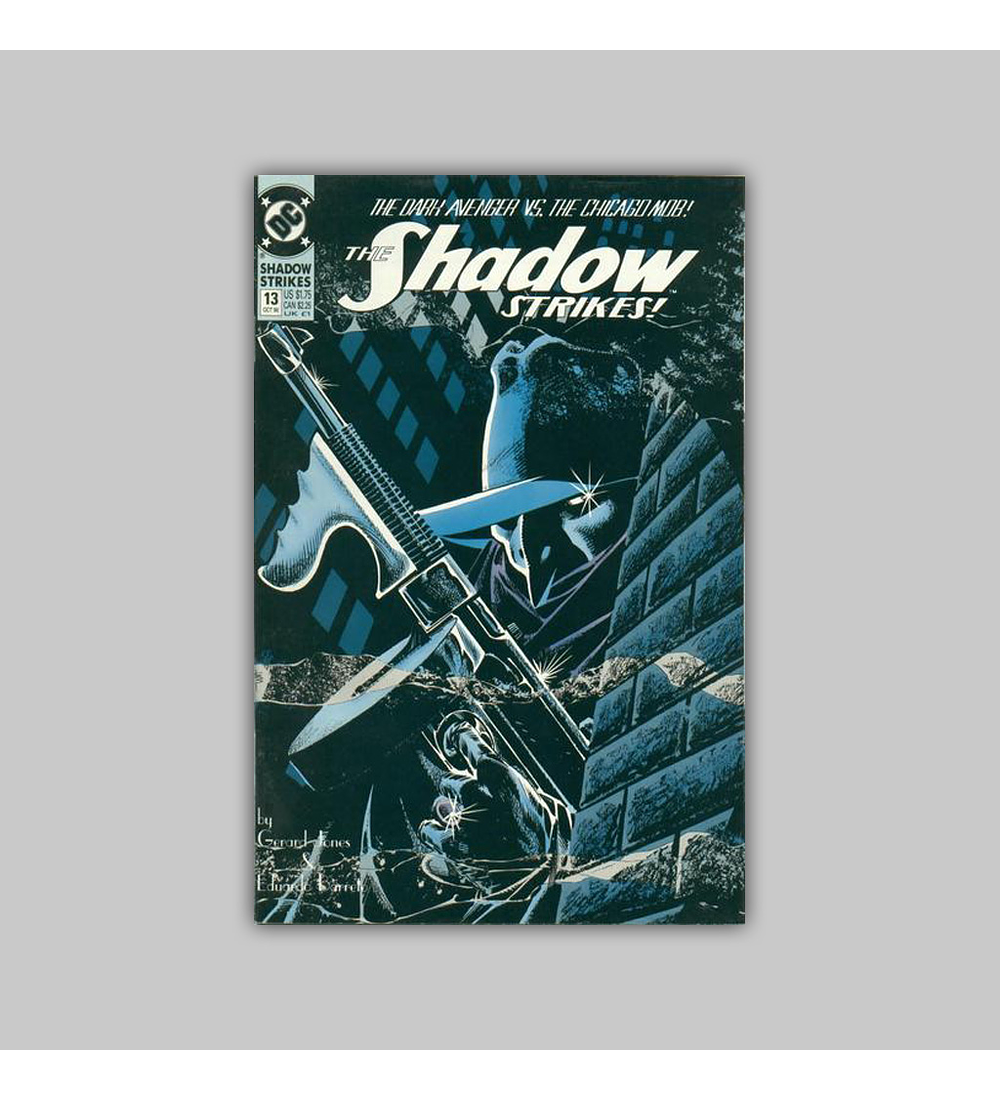 The Shadow Strikes 13 1990