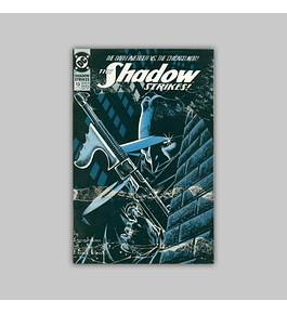 The Shadow Strikes 13 1990