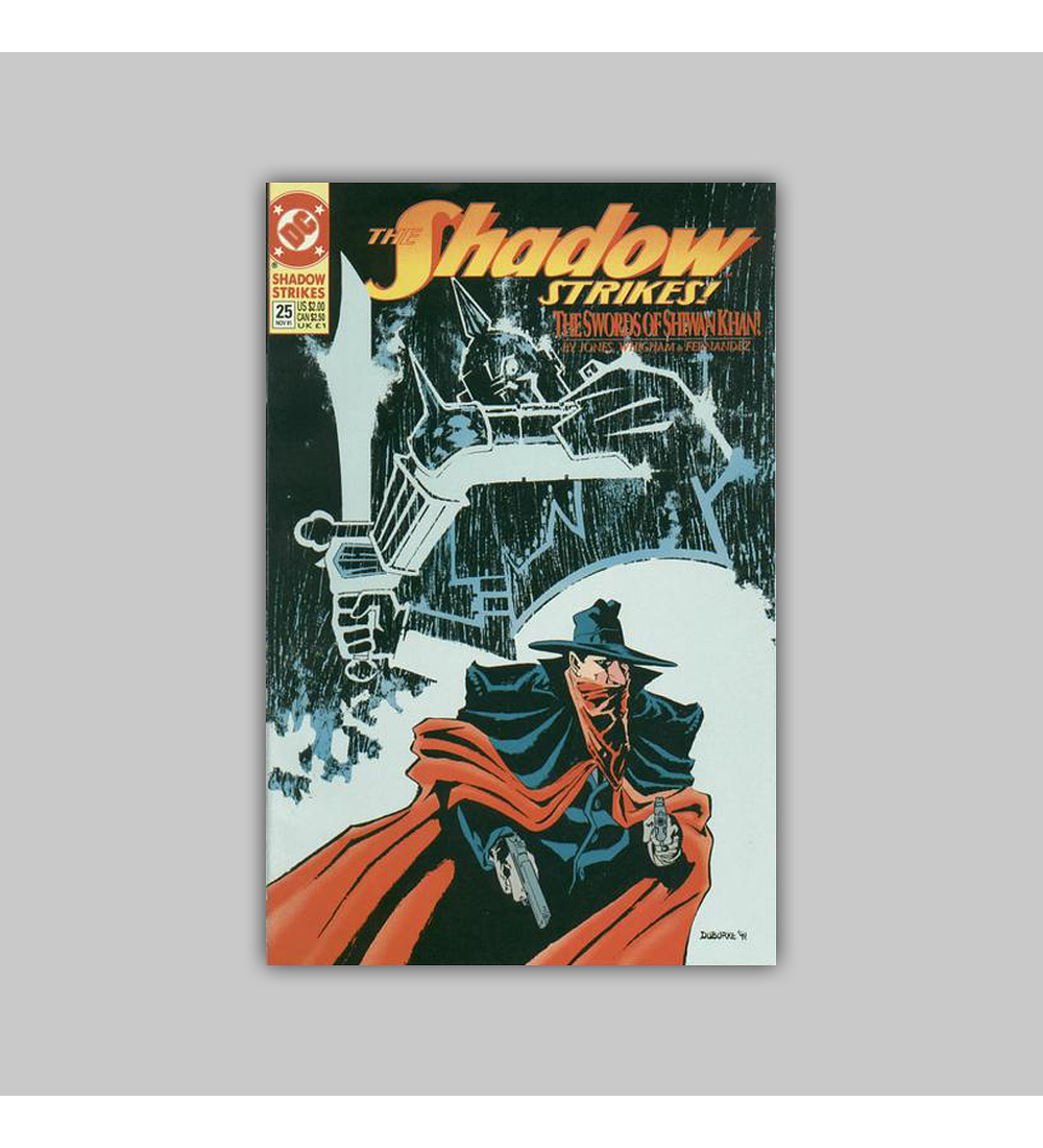 The Shadow Strikes 25 1991