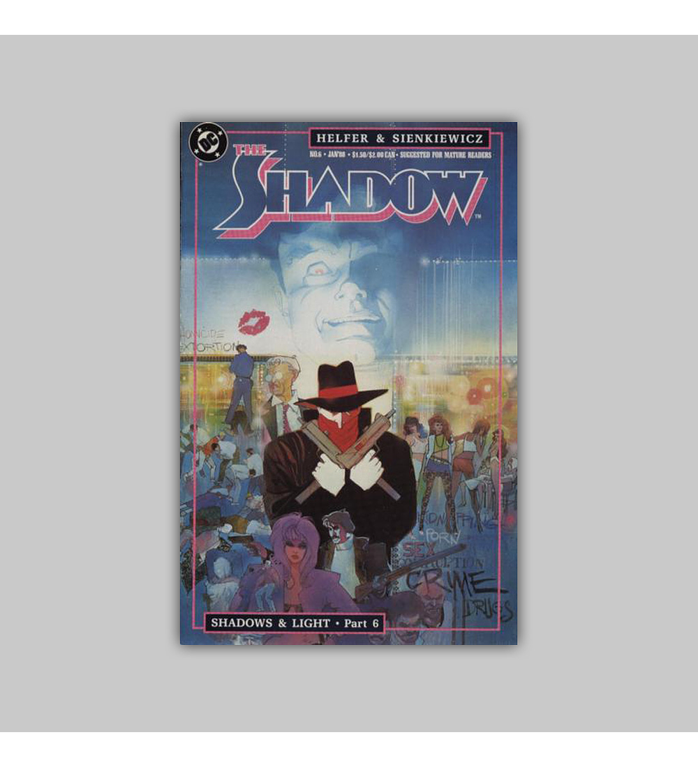 The Shadow 6 1988