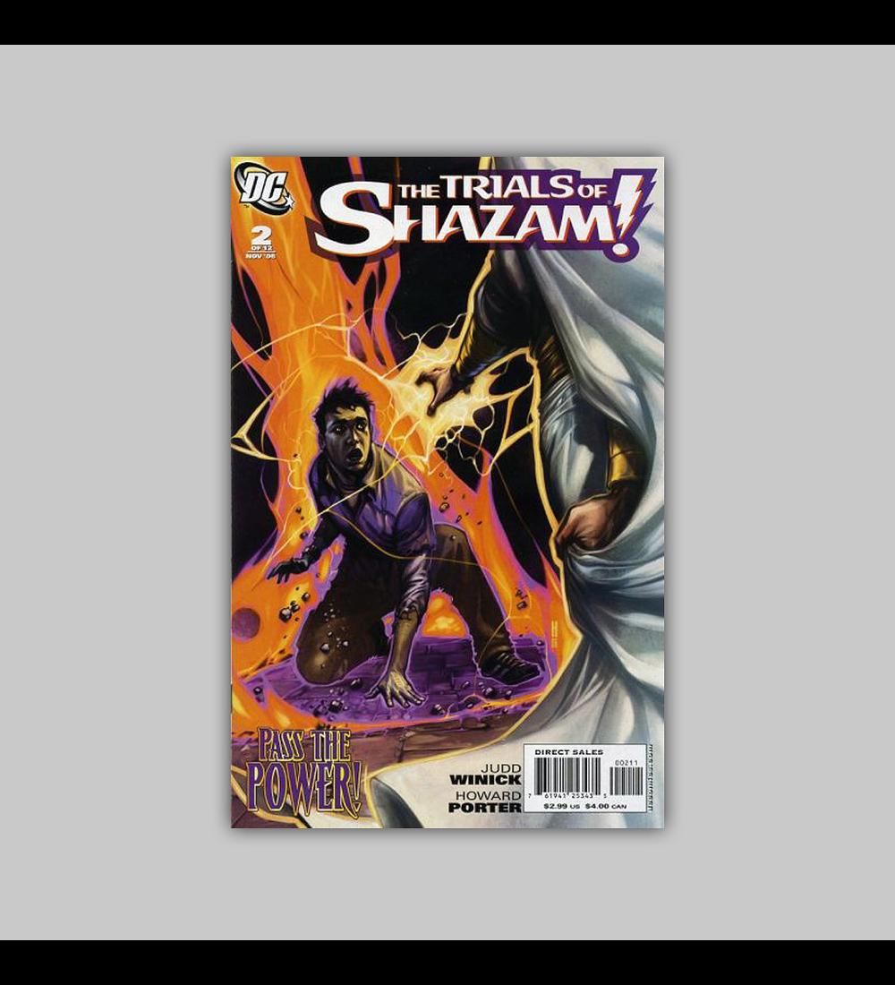 Trials of Shazam 2 2006