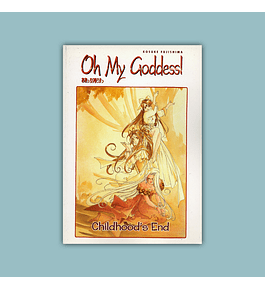 Oh My Goddess! Vol. 13: Childhood's End 2002
