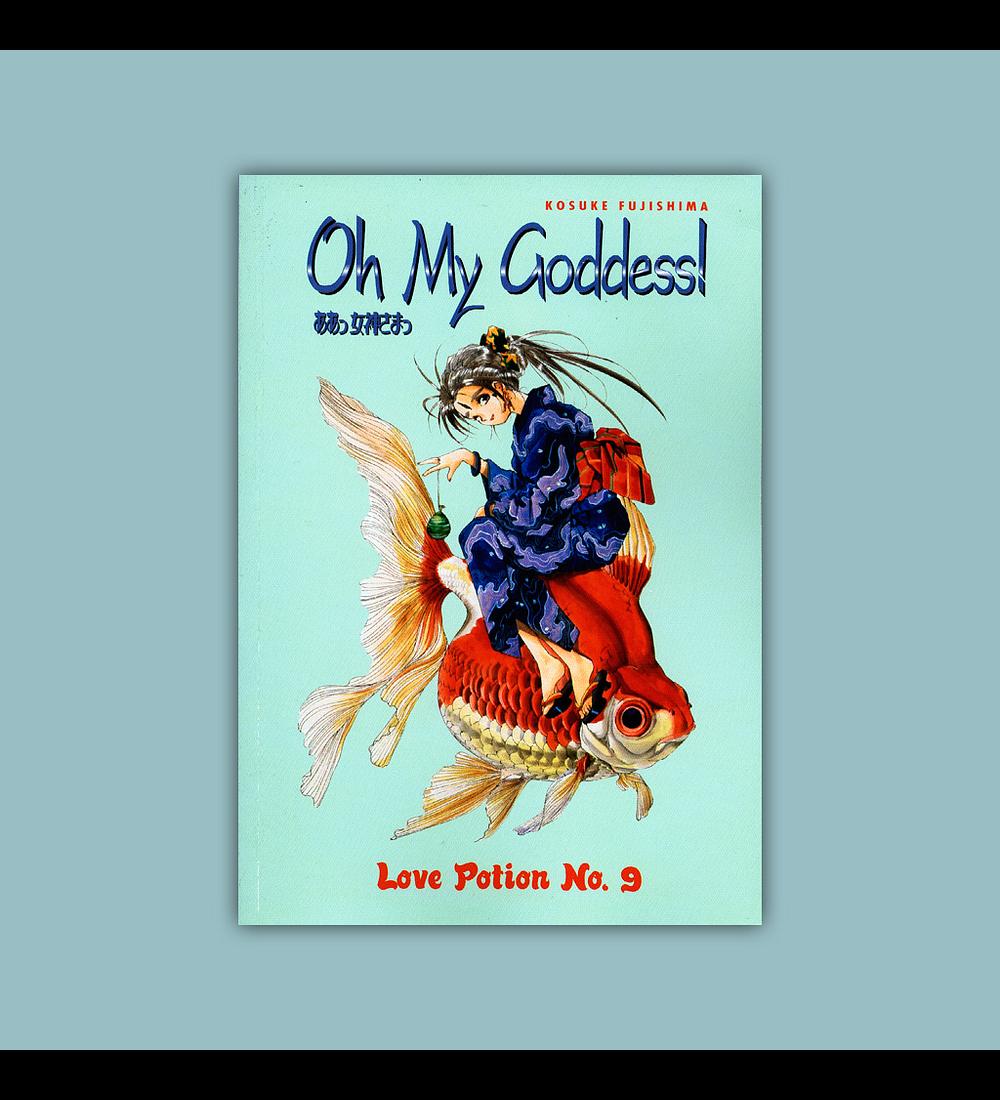 Oh My Goddess! Vol. 04: Love Potion Number Nine 1997