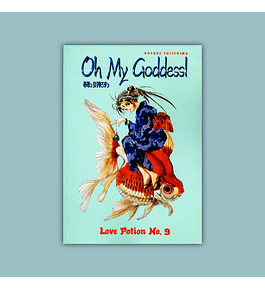 Oh My Goddess! Vol. 04: Love Potion Number Nine 1997
