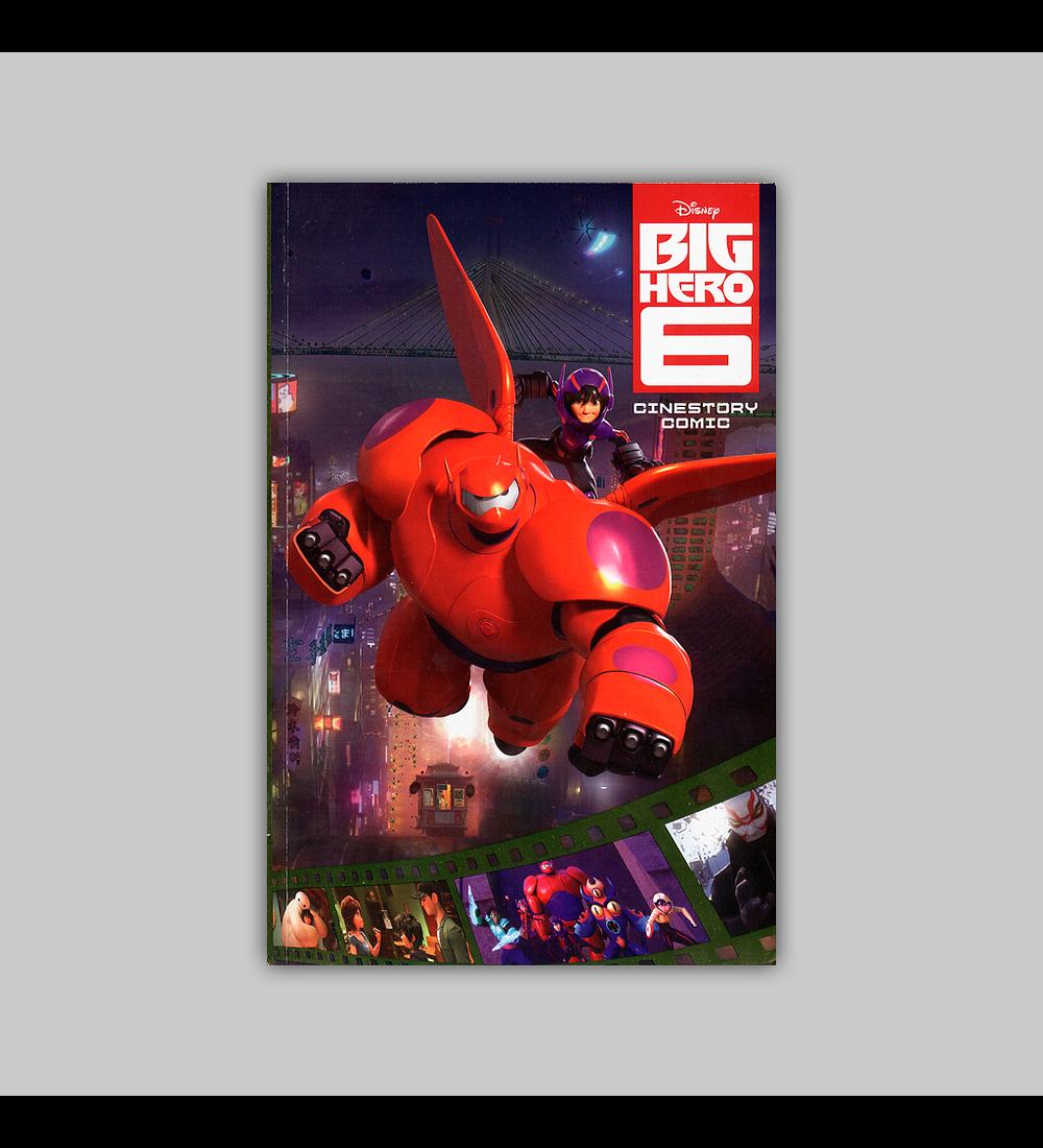 Big Hero 6 Cinestory 2015