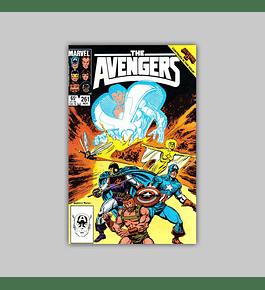 Avengers 261 1985