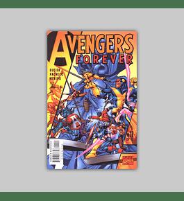 Avengers Forever 11 1999