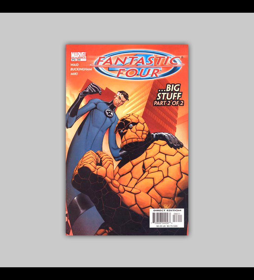 Fantastic Four (Vol. 3) 66 2003