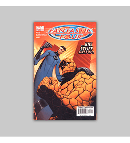 Fantastic Four (Vol. 3) 66 2003