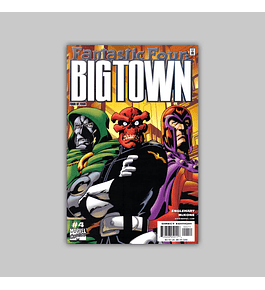 Fantastic Four: Big Town 4 2001