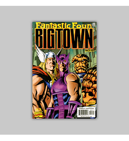Fantastic Four: Big Town 3 2001
