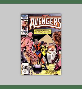 Avengers 275 1987