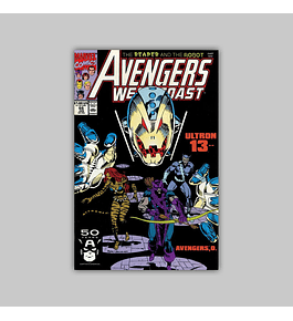 Avengers West Coast (Vol. 2) 66 1991