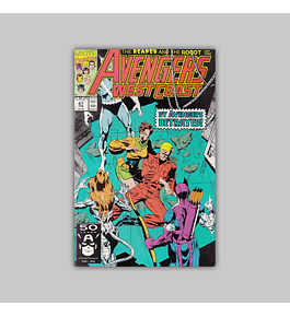 Avengers West Coast (Vol. 2) 67 1991