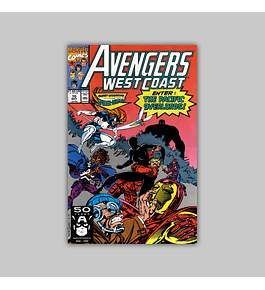 Avengers West Coast (Vol. 2) 70 1991